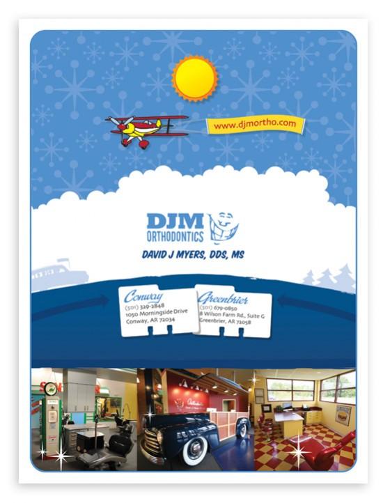 DJM – Pocket Folder