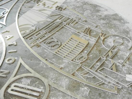 Terrazzo Floor Illustration