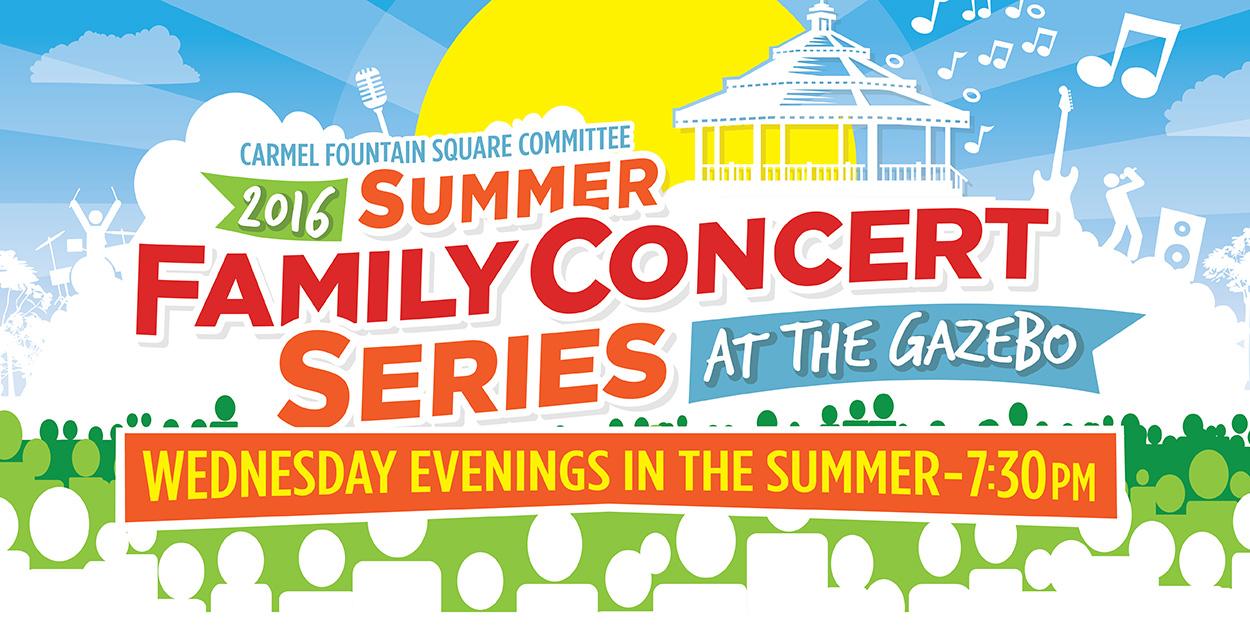 Family Concert Series Banner