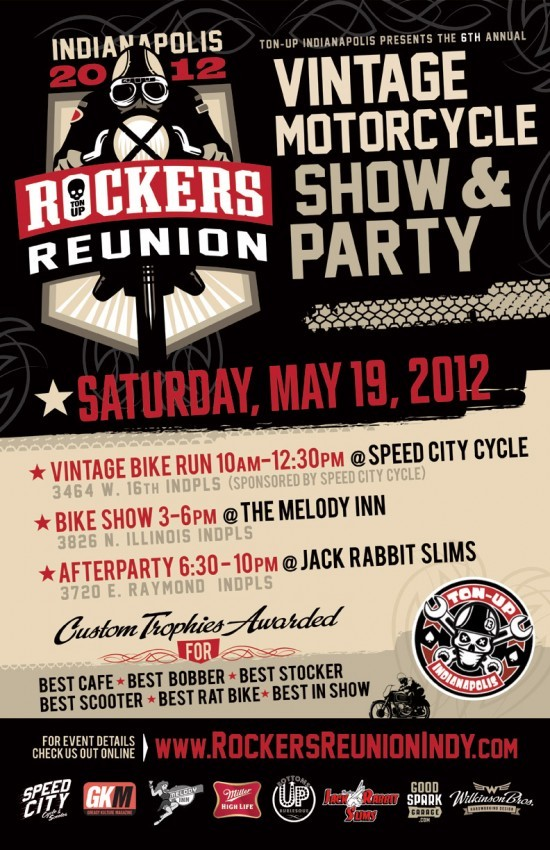 Rockers Reunion Indy