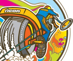 ICON: Drag Shirt Illustration