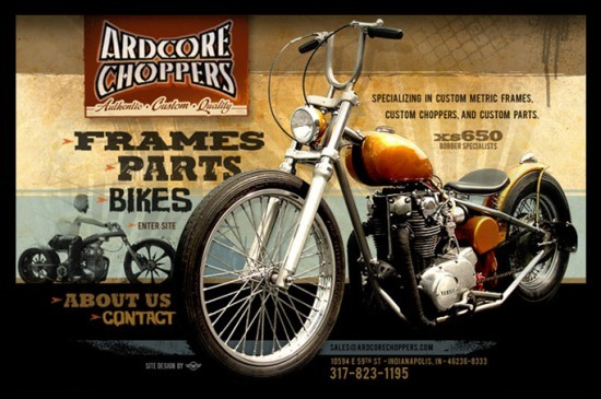 Ardcore Choppers
