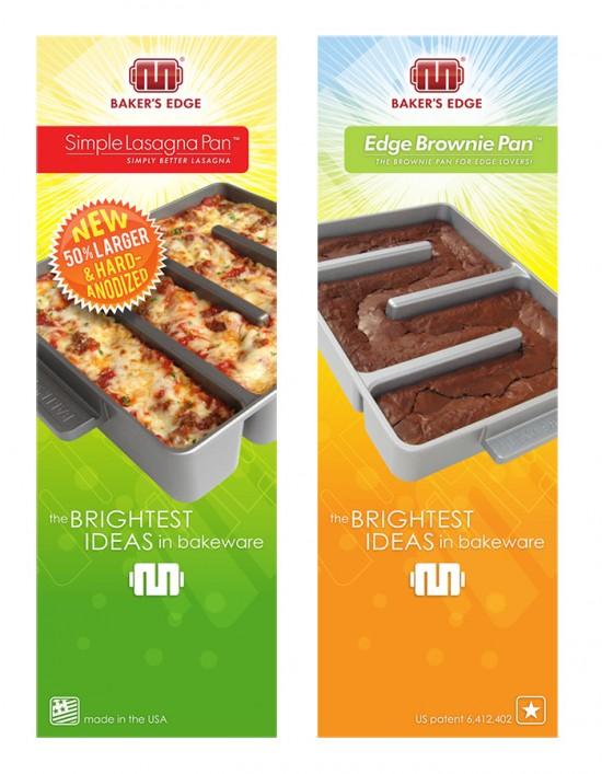 Bakeware Tradeshow Graphics