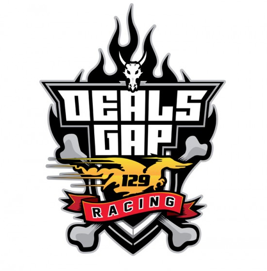 Deals Gap Racing Logo