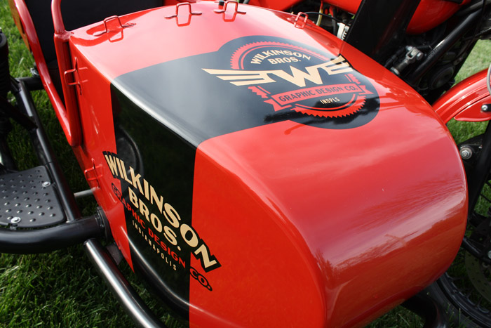 Wilkinson Brothers Company Vehicle Graphics