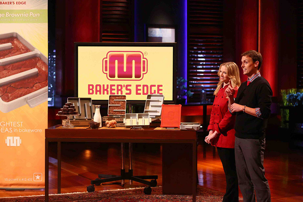 Baker's Edge on Shark Tank