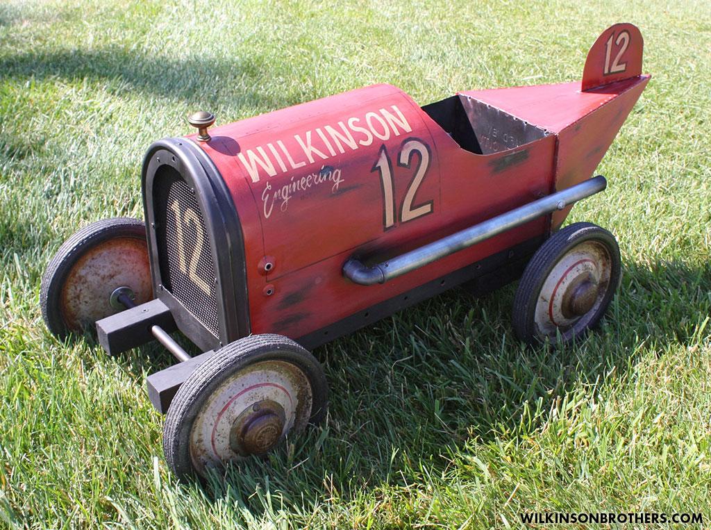 Wilkinson Bros Mailbox Racer