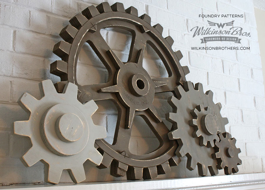 Foundry Pattern Decor by Wilkinson Bros