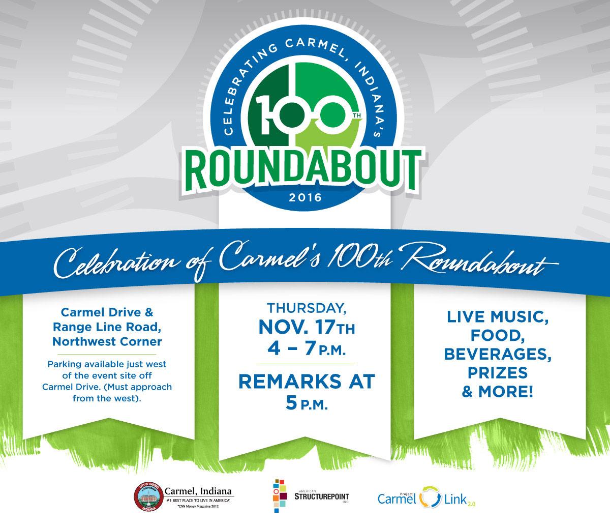 Carmel Roundabout