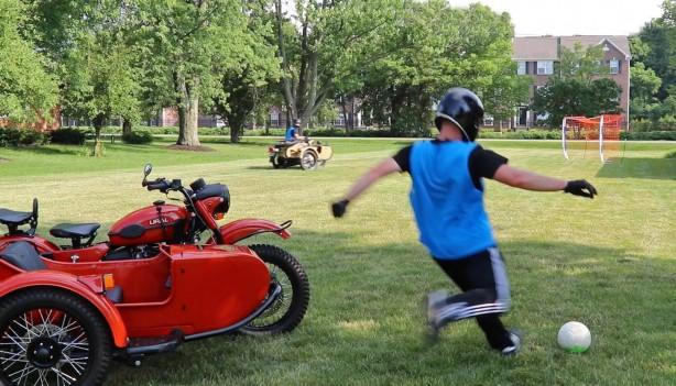 Video: WB Sidecar Soccer