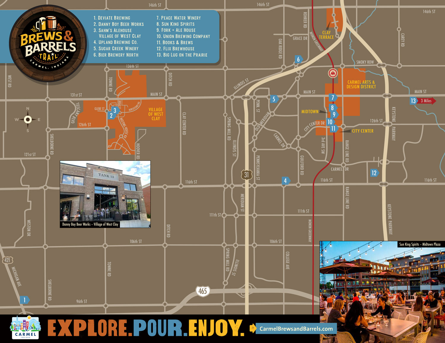Beer and Wine Trail