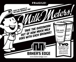 Baker's Edge Milk Meter Box