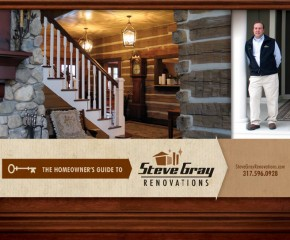Steve Gray Renovations Brochure