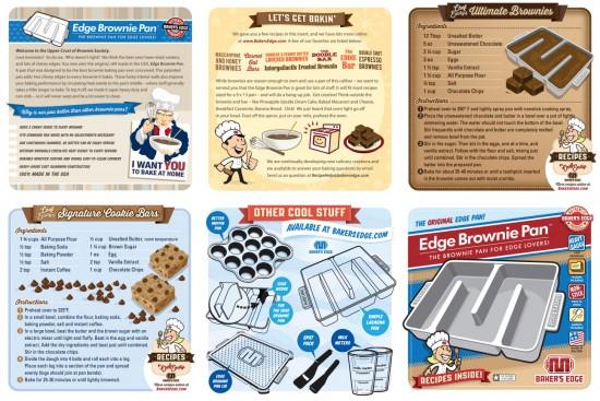 Baker's Edge: Illustrated Insert