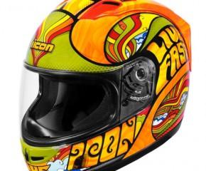 ICON Helmet Illustration