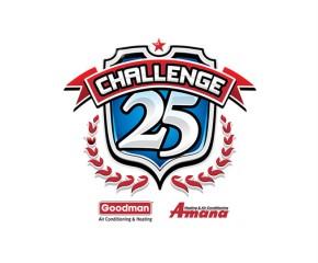 Challenge 25 Logo