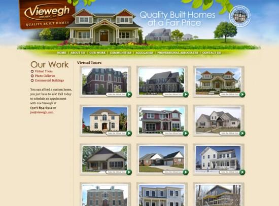 Viewegh and Associates Website