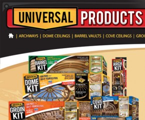 Universal Products Website