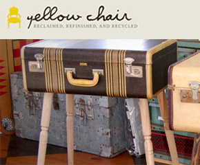 Yellow Chair Market Website