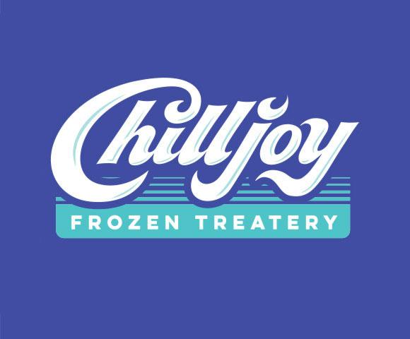 Chilljoy Logo Design