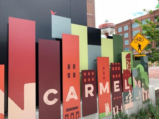 Environmental Graphics in Carmel